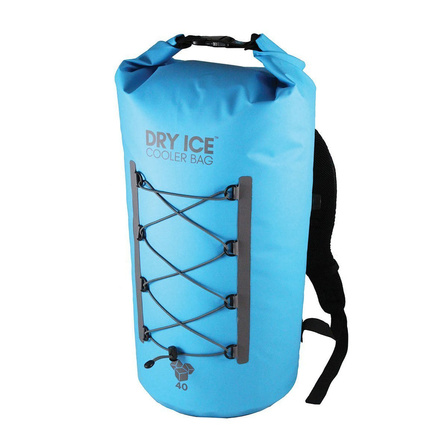 Overboard Dry Ice 40 Litre Premium Cooler Backpack-Bags, Backpacks and Protective Cases-Tactical Gear Australia