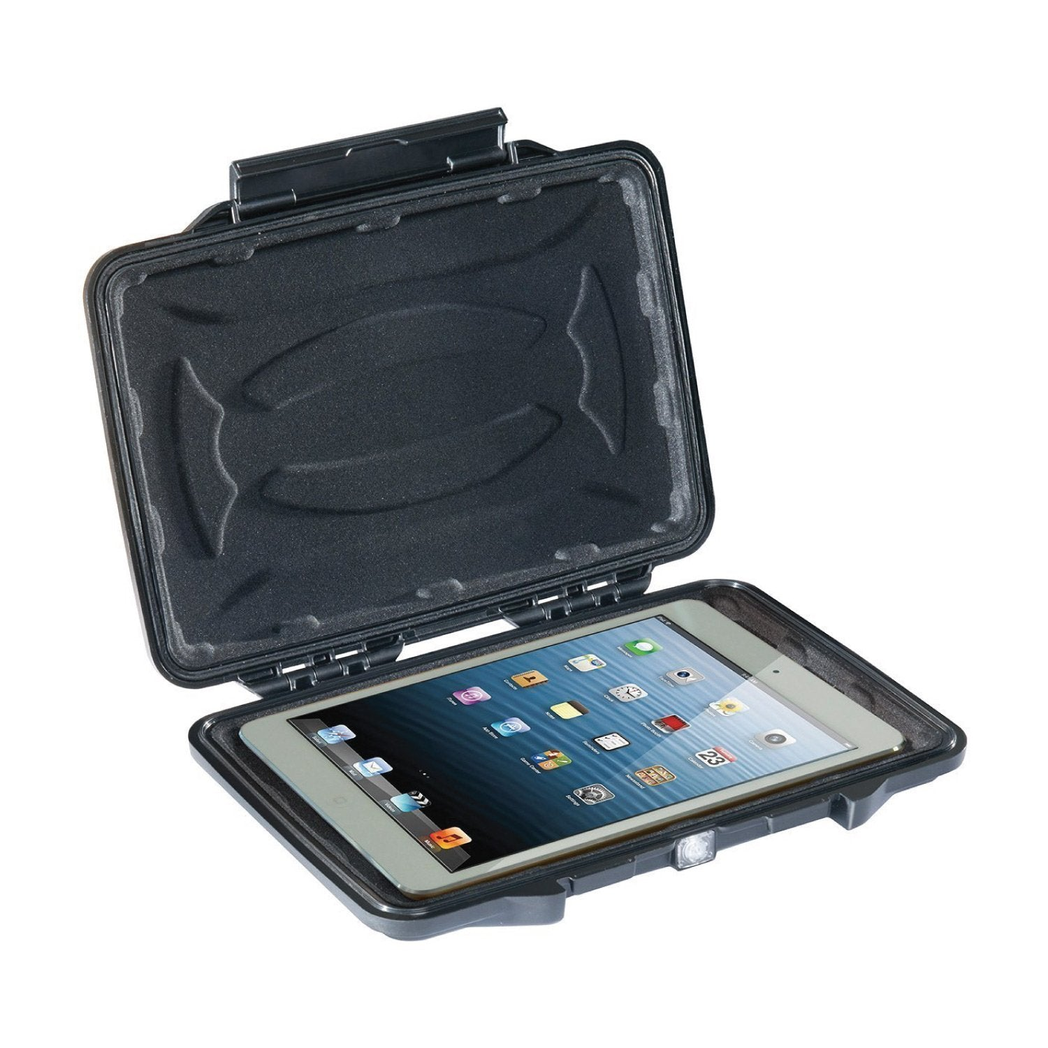 Pelican 1055CC HardBack Tablet Case with Liner E Reader-Bags, Backpacks and Protective Cases-Tactical Gear Australia