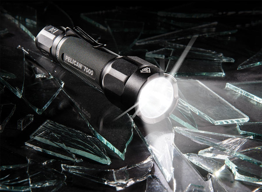 Pelican 7000 Tactical Flashlight-Flashlights and Lighting-Tactical Gear Australia