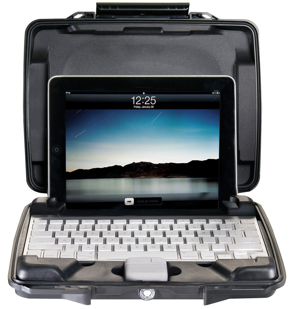 Pelican i1075 iPad Case Black-Bags, Backpacks and Protective Cases-Tactical Gear Australia