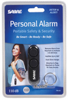 Sabre PA01 110 Decibel Personal Alarm With Black Key Chain PA-01-Tactical Gear-Tactical Gear Australia