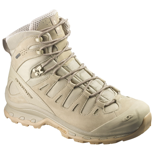 Salomon Quest 4D Forces Navajo Desert Tan Boot-Footwear-Tactical Gear Australia