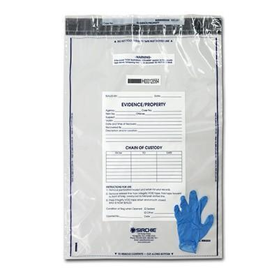 Sirchie Integrity Evidence Bag 22 inch x 33 inch (50 each)-Crime Scene Investigation-Tactical Gear Australia