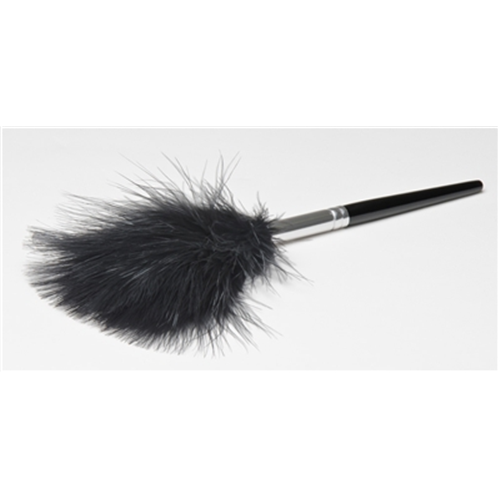 Sirchie Marabou Feather Brush, Black Tactical Gear Australia Supplier Distributor Dealer