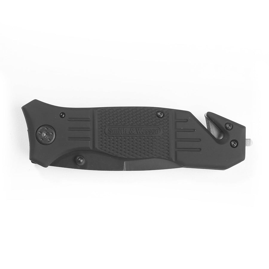 Smith & Wesson Extreme Ops Rescue Knife-Knives-Tactical Gear Australia