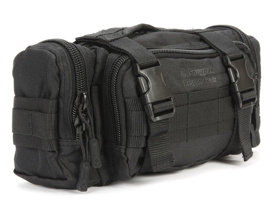Snugpak - ResponsePak - Black-Bags, Backpacks and Protective Cases-Tactical Gear Australia