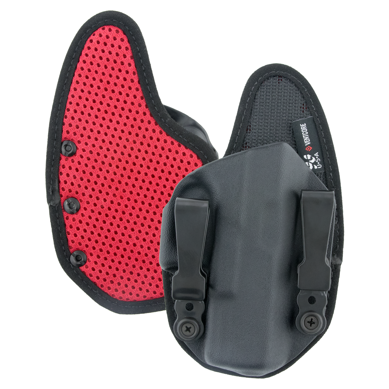 StealthGear Ventcore AIWB Appendix Holster for Glock 26 with Streamlight TLR-6 Weapon Light Tactical Gear Australia Supplier Distributor Dealer