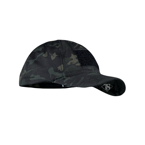 TruSpec Multicam Black Contractors Cap-Clothing and Apparel-Tactical Gear Australia
