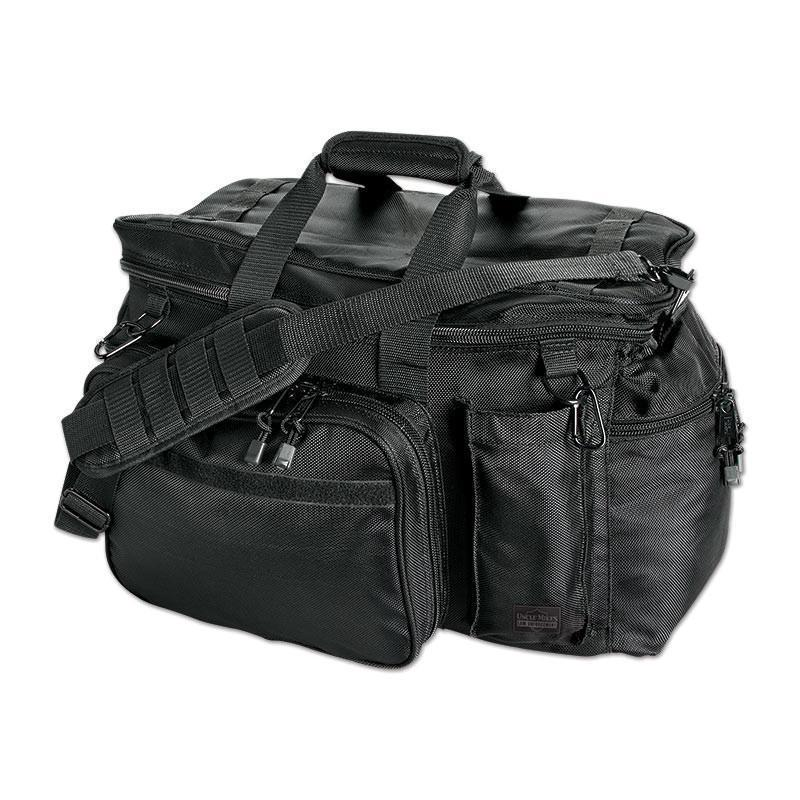 Uncle Mikes Black Side-Armor Patrol Equipment Bag-Bags, Backpacks and Protective Cases-Tactical Gear Australia