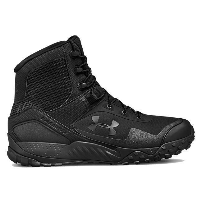 Under Armour Valsetz RTS 1.5 Black Tactical Boot-Footwear-Tactical Gear Australia