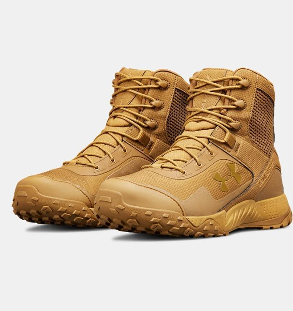 Under Armour Valsetz RTS 1.5 Coyote Brown Tactical Boot Tactical Gear Australia Supplier Distributor Dealer