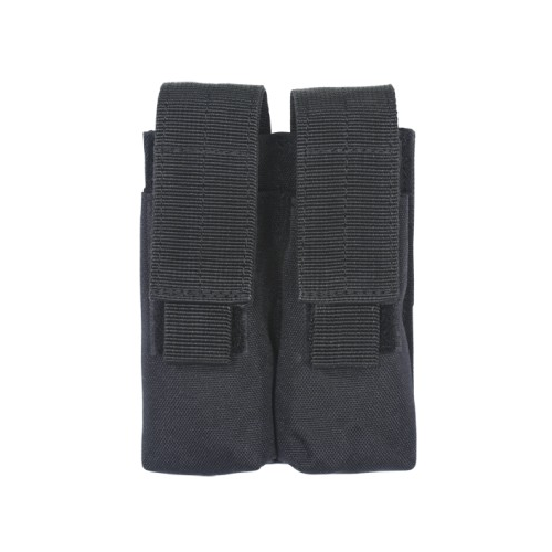 Voodoo Tactical Double Pistol Mag Pouch - Black-Duty Gear-Tactical Gear Australia