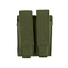 Voodoo Tactical Double Pistol Mag Pouch - OD Green-Duty Gear-Tactical Gear Australia