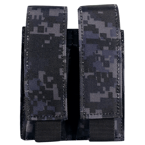 Voodoo Tactical Double Pistol Mag Pouch - Urban Digital-Duty Gear-Tactical Gear Australia