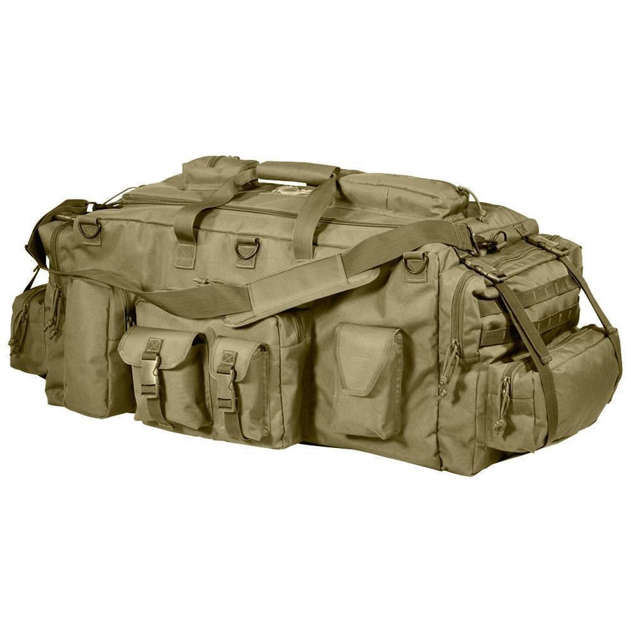 Voodoo Tactical Mojo Load-Out Bag with Backpack Straps-Bags, Backpacks and Protective Cases-Tactical Gear Australia