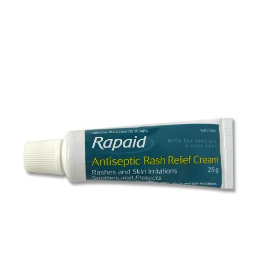 Warrior Medical FastAid Antiseptic Cream 25g Tube Tactical Gear Australia Supplier Distributor Dealer