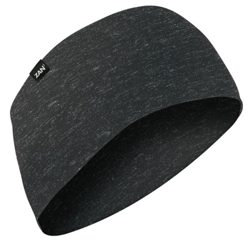 ZAN Headgear Headband SportFlex Series Charcoal Heather-Clothing and Apparel-Tactical Gear Australia