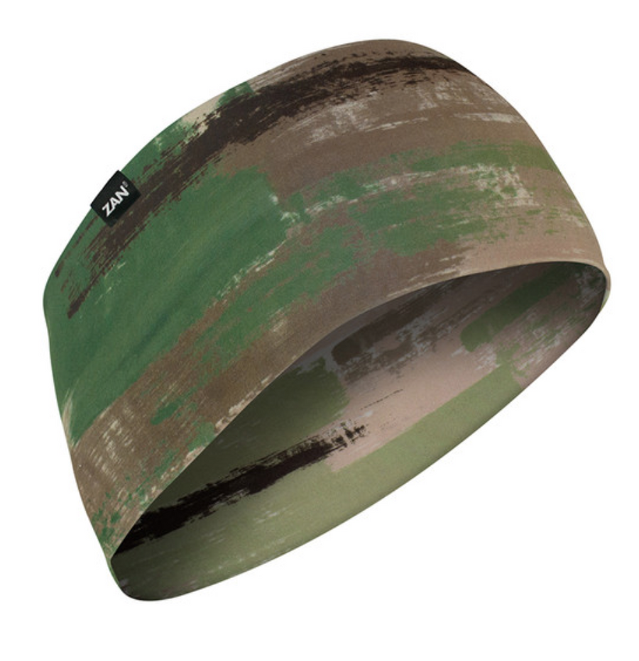 ZAN Headgear Headband SportFlex Series Multi Brushed Camo-Clothing and Apparel-Tactical Gear Australia