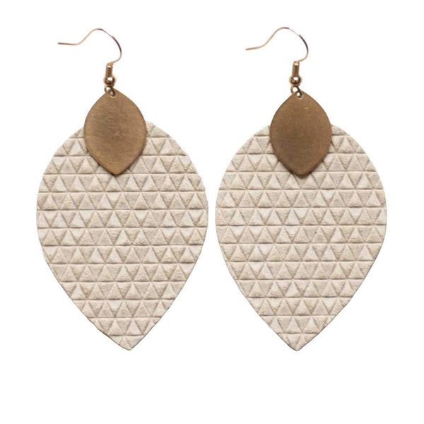 Cotton Cora Earrings