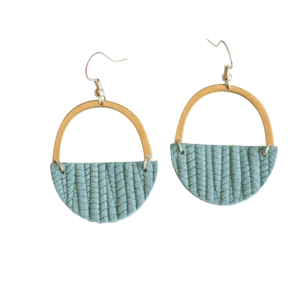 Sage Jo Earrings