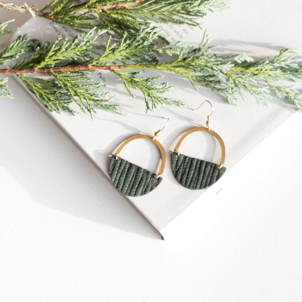 Forest Jo Earrings
