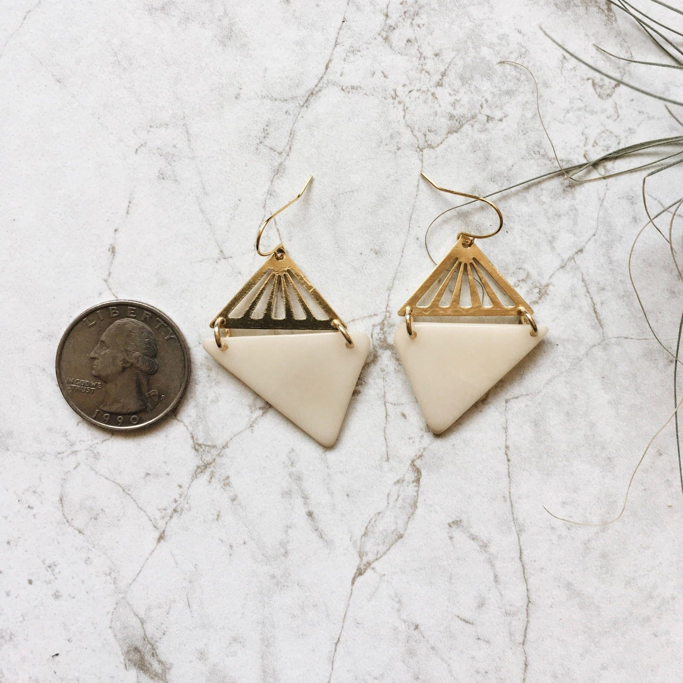 The Hannah Earrings - Sela Designs