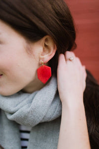 The Emily Earrings - Sela Designs