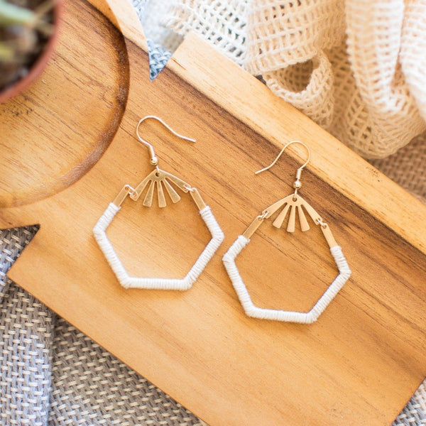 Ivory Sloane Earrings
