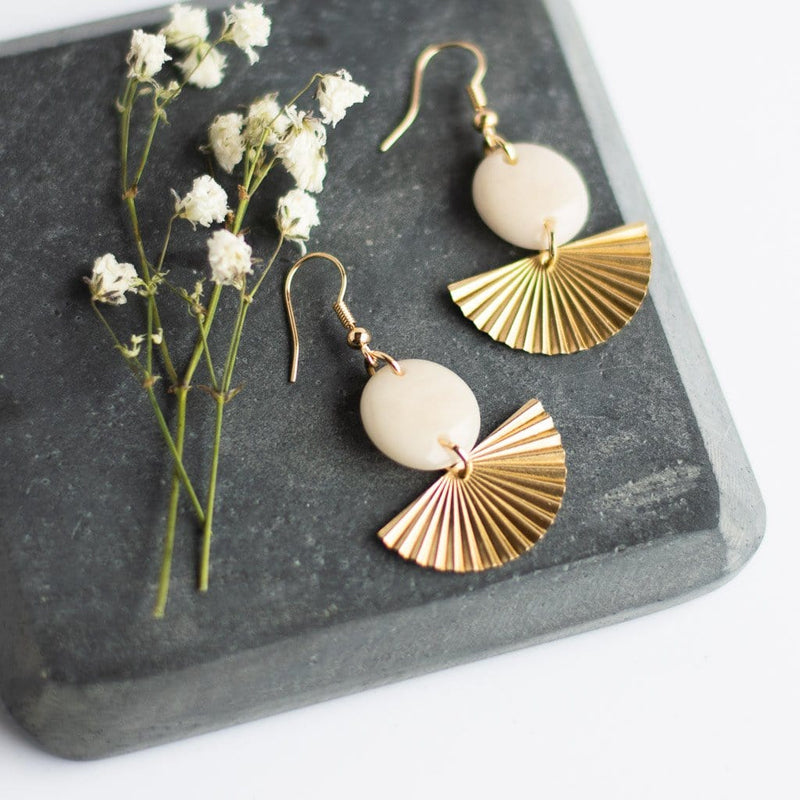 Ivory Vera Earrings