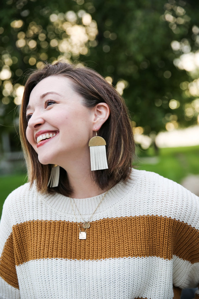 Ivory Mara Earrings