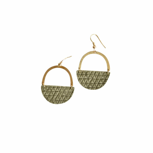 Olive Jo Earrings