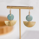 Robin's Egg Blue Vera Earrings