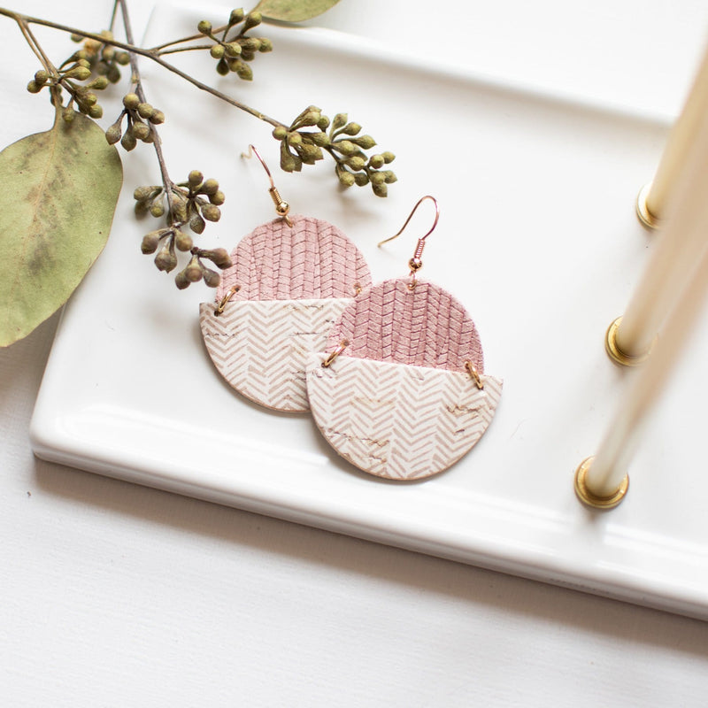 sela designs leather earrings jewelry that changes the world charity end human trafficking