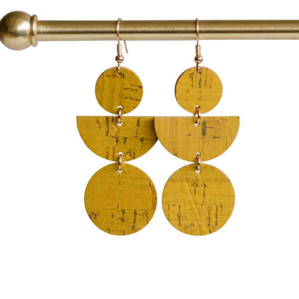 Maize Lark Earrings