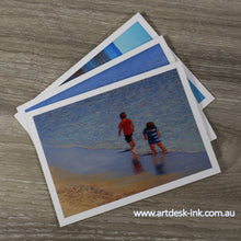 Card - C'mon Jo 127 x 178mm - white border 7mm