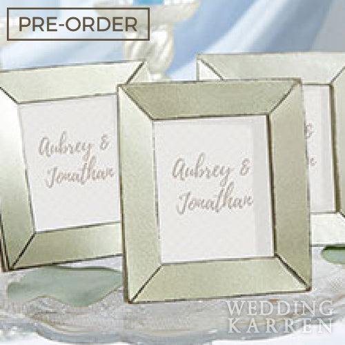 Antique Champagne - Frame Favours Door Gifts