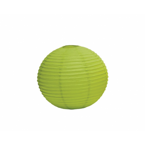Apple Green Sphere Paper Lantern