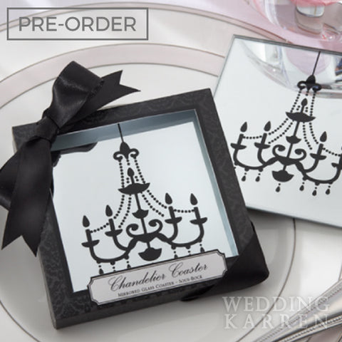 Chandelier Mirror - Coaster Wedding Favours