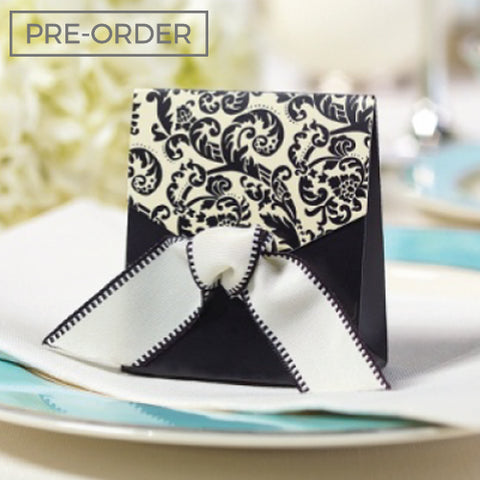 Classic Motif - Packaging Box Favours Door Gifts