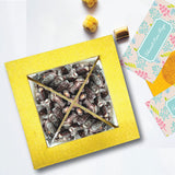 Festive Yellow - Raya Collection Dates' Box