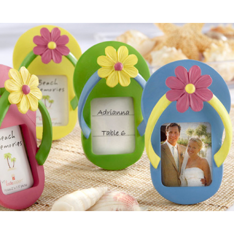 Flip Flop - Photo Frame Favours Door Gifts