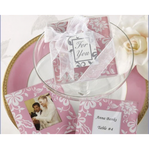 Four Seasons - Coaster Wedding Favours