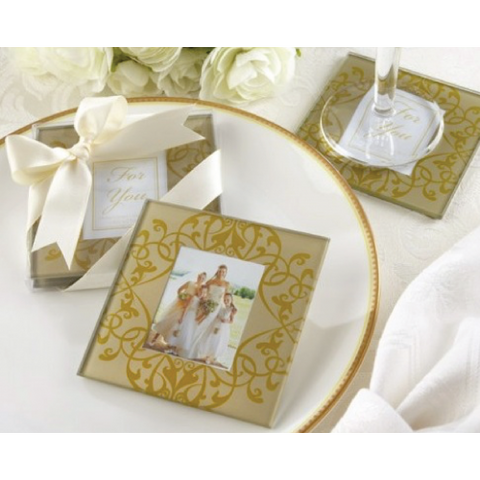 Golden Brocade - Coaster Favours Door Gifts