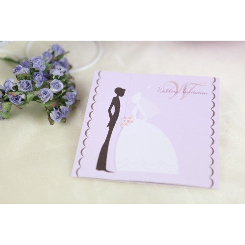 I Do I Do - Wedding Invitation Card