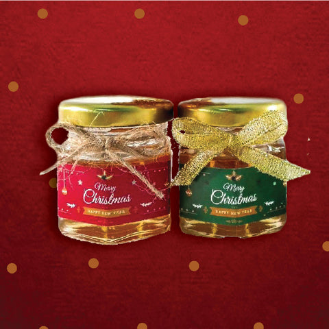 Jingle Bell - Christmas Collection Mini Honey Door Gift
