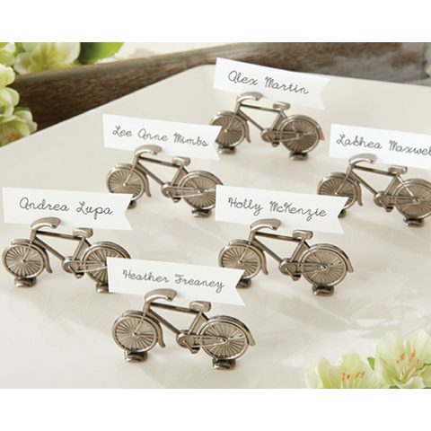 Le Tour Bicycle - Place Card Holder