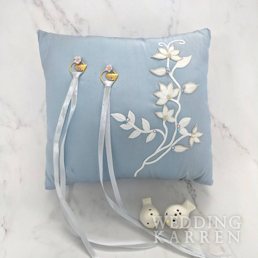 bearer love wedding prev products birds a ring pillow