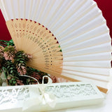 Luxurious Oriental - Hand Fan Wedding Favours