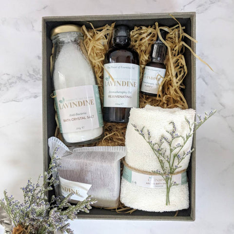 Luxurious Spa - Gift Box Collection
