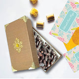 Luxury Brown Embellishment - Raya Collection Dates' Box